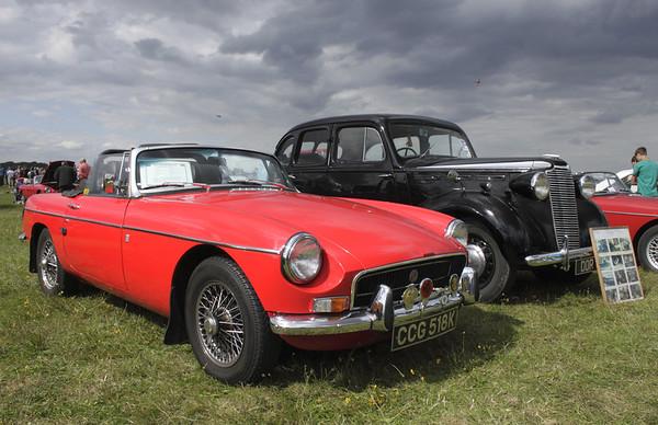 White Waltham Retro Festival Classic Car Rally 2011