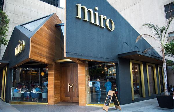 Miro Restaurant - Los Angeles