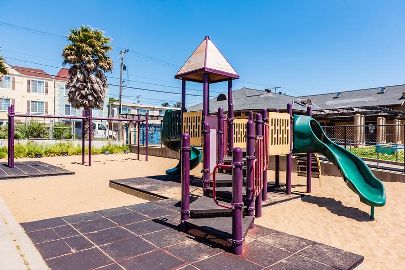 Visitacion Valley Playground - April '19