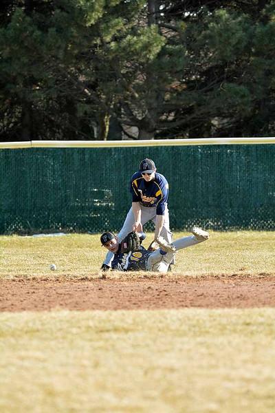 Fraser visits Chippewa Valley for baseball.(RAY SKOWRONEK/THE MACOMB DAILY)