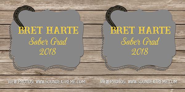 Bret Harte Sober Grad 2018