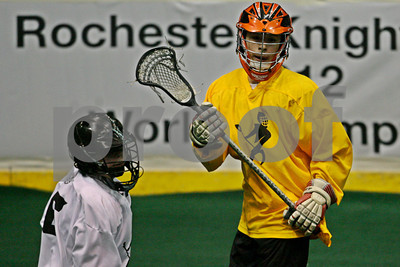 2/23/2013 - Upstate Indoor Lacrosse U12 Championship Game - Blue Cross Arena, Rochester, NY