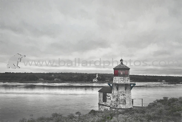 Lighthouses of Maine and Canada 2016
