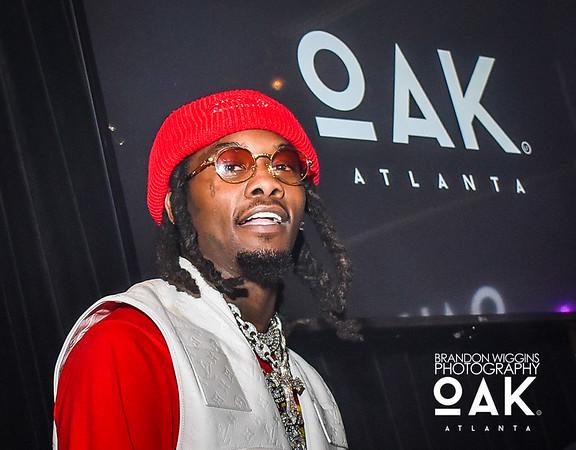 2.21.19 Oak Atlanta Offset Album Release Party