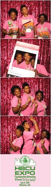 Strip Photos (Open- Pink Sequin)