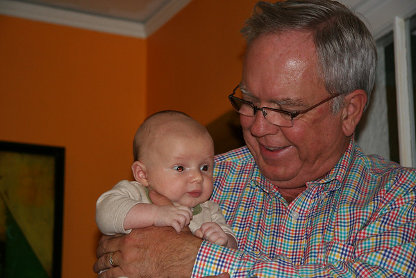 Grandpa and KK's visit