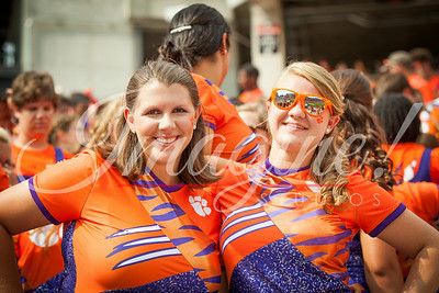 Clemson at Georgia - Photos by Christopher Sloan