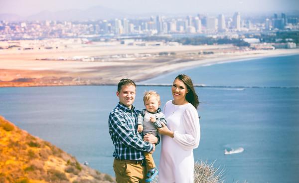 Gingerelli family shoot