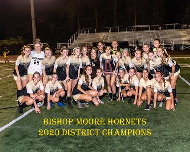 Bishop Moore Girls Varsity Soccer
