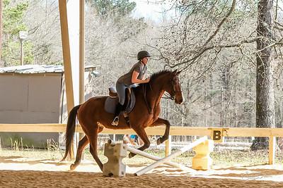 Horse shots Addie & Elizabeth