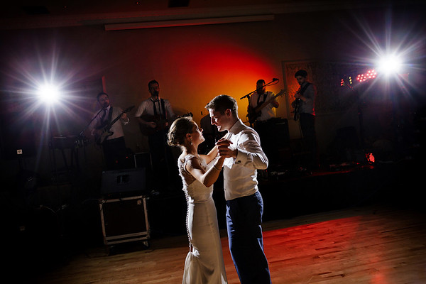 Vanessa & Gerard - Dingle Church & The Dingle Skellig Hotel
