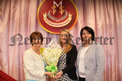 ST MARY'S HIGH SCHOOL JUNIOR PRESENTATION AFTERNOON