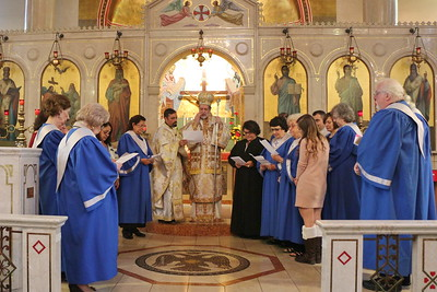 Toledo Parish Visitation