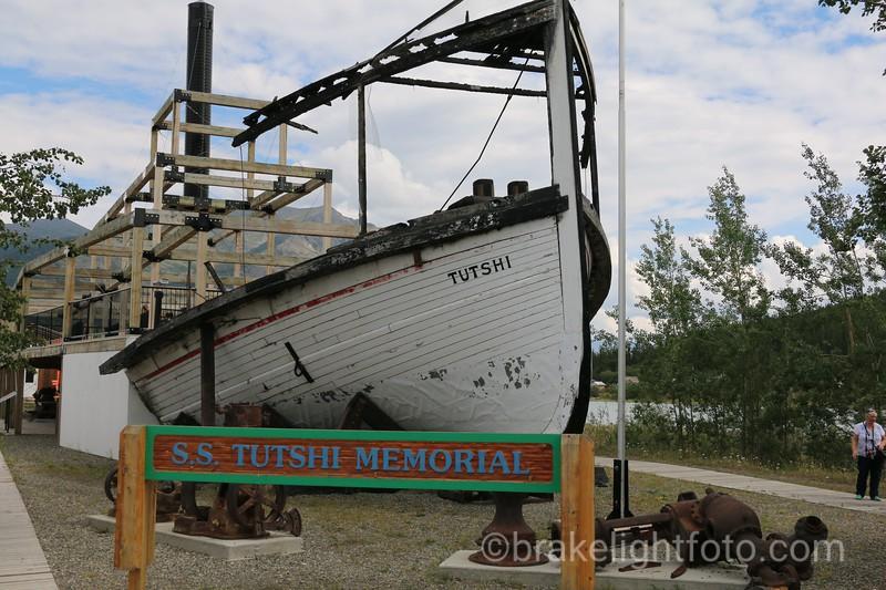 S.S. Tutshi Memorial