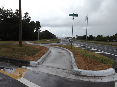 Southside Boulevard Sidewalks