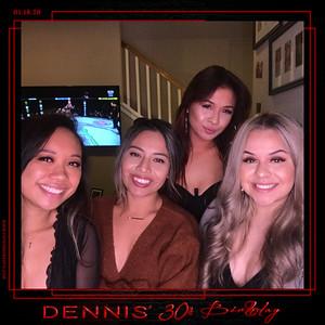 Dennis 30th Birthday Party