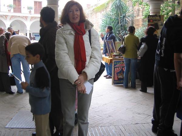 Seville Feb 2007
