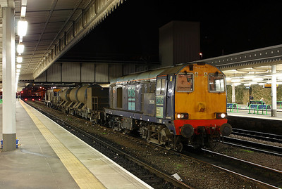 Rails around Sheffield & Barnsley