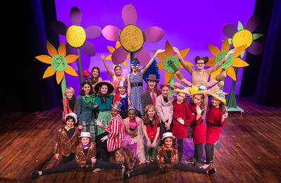 Middle School Musical Thumbelina