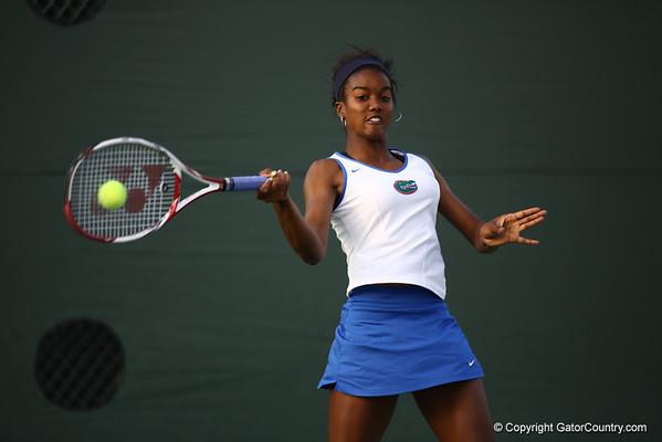 Gators Women's Tennis vs Alabama 03.22.13