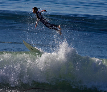Santa Barbara Surfing