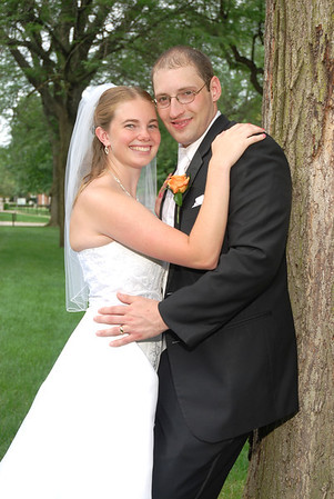 Ben and Megan