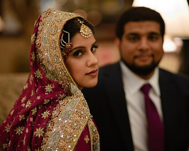 Fatima & Faizan - Walima Reception