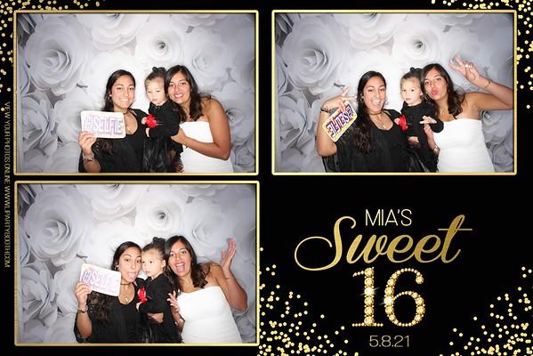 Mia's Sweet 16