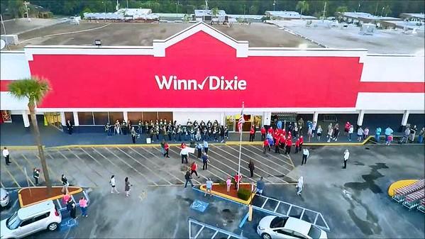 Elfers Winn-Dixie Grand Re-Opening