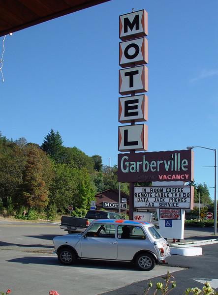 Garberville, CA,  Cal Melee X