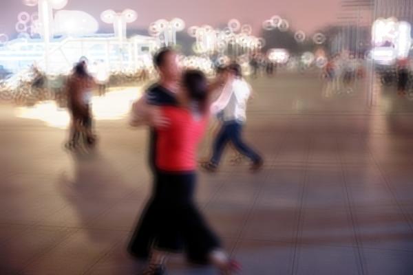 Danse de rue à Beijing