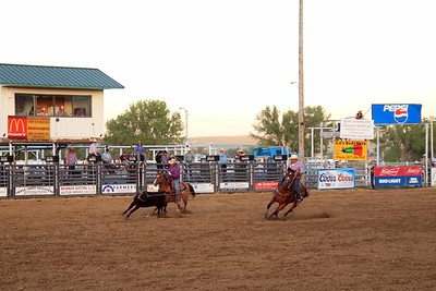 Fri Perf Senior Team Roping