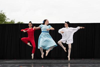 DSDW Ballet Meets Broadway 2021 Saturday 11AM