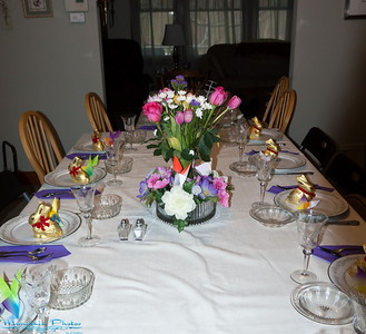 Easter Dinner 2011