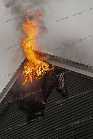 Dwelling Fire - 184 James St, New Haven, CT - 3/18/21