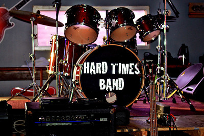 Hard Times Band at Freakster's Roadhouse 2012
