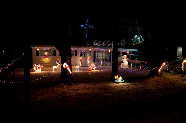Christmas Houses 2010