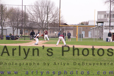 LPHT vs Legacy Christian Academy May 6, 2014