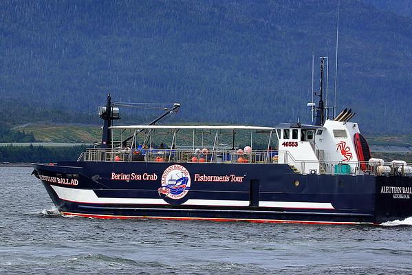 Downloadable Shots 0f People From Ketchikan Alaska Aug. 2015