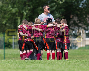 Llanelli Wanderers U8 v Tycroes U8 30th May 2021