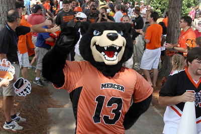 2013 Mercer vs. Reinhardt Pre Game Activities
