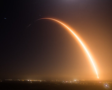 Falcon 9 - SLC4E - Iridium Next 21-30 - 10/9/17