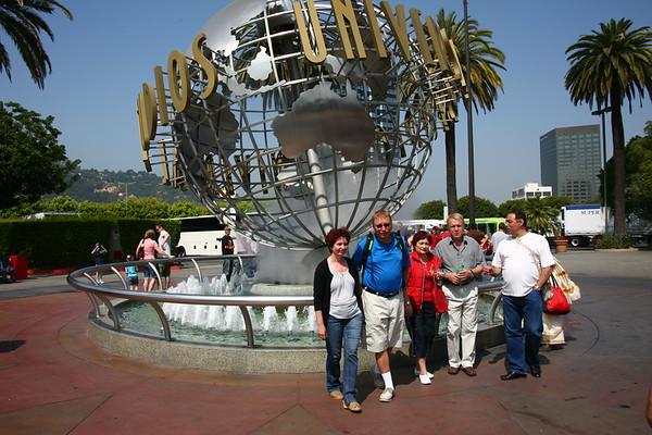 Hollywood, Los Angels - May, 2009