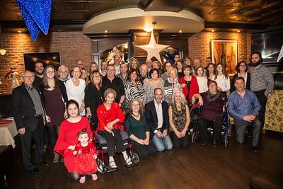 Party de famille Claude 15-12-18