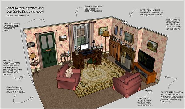 Living Room Visuals