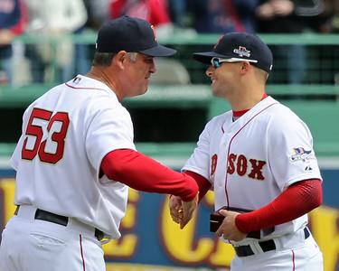 Red Sox, April 4, 2014