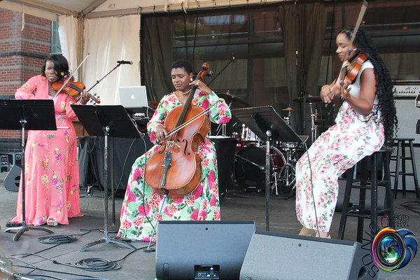 AUGUST 15TH, 2019: THE STRING QUEENS/ SOUNDS OF THE CITY @ NJPAC