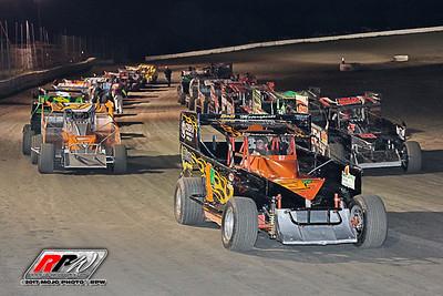 Thunder Mountain Speedway - 9/16/17 - MoJo Photos