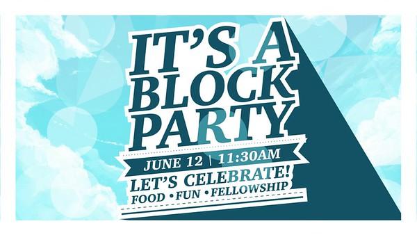 Mount Pisgah UMC Sunday Worship and Block Party Celebration 06-12-2016