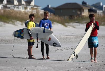 Cape Fear Surf Challenge 2013